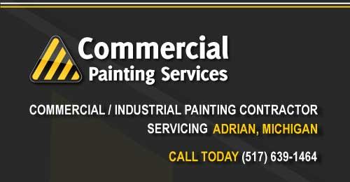 Painting Company Adrian Mi